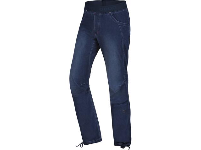 Ocun Mánia Pantaloni Uomo, dark blue